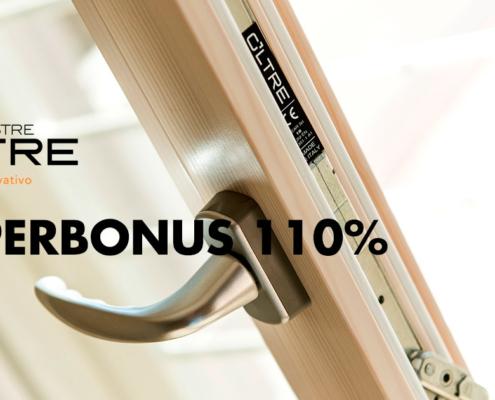 superbonus serramenti 110%